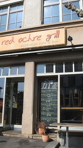 Red Ochre Grill--Australian cafe and bar