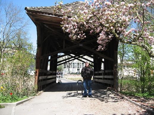 covered bridge Kevin