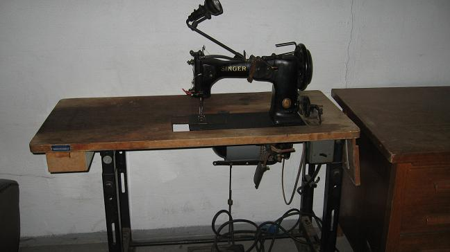 the cave - sewing machine from ???