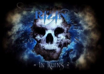 Album cover for Rizin - In Ruins