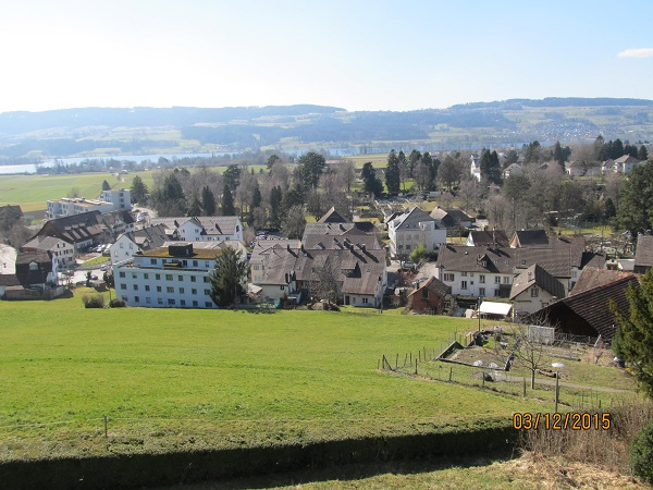 View of Uster
